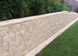 a besser block retaining wall in adelaide